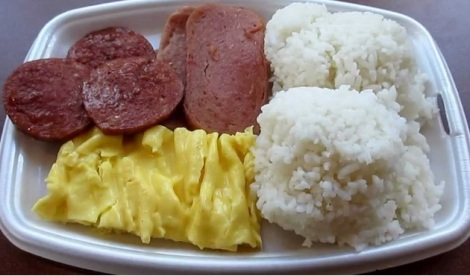 Sausage, Spam, Ricejpg copy